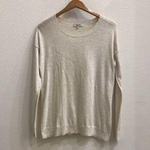 Madewell Sweater Long Sleeve Neon XS